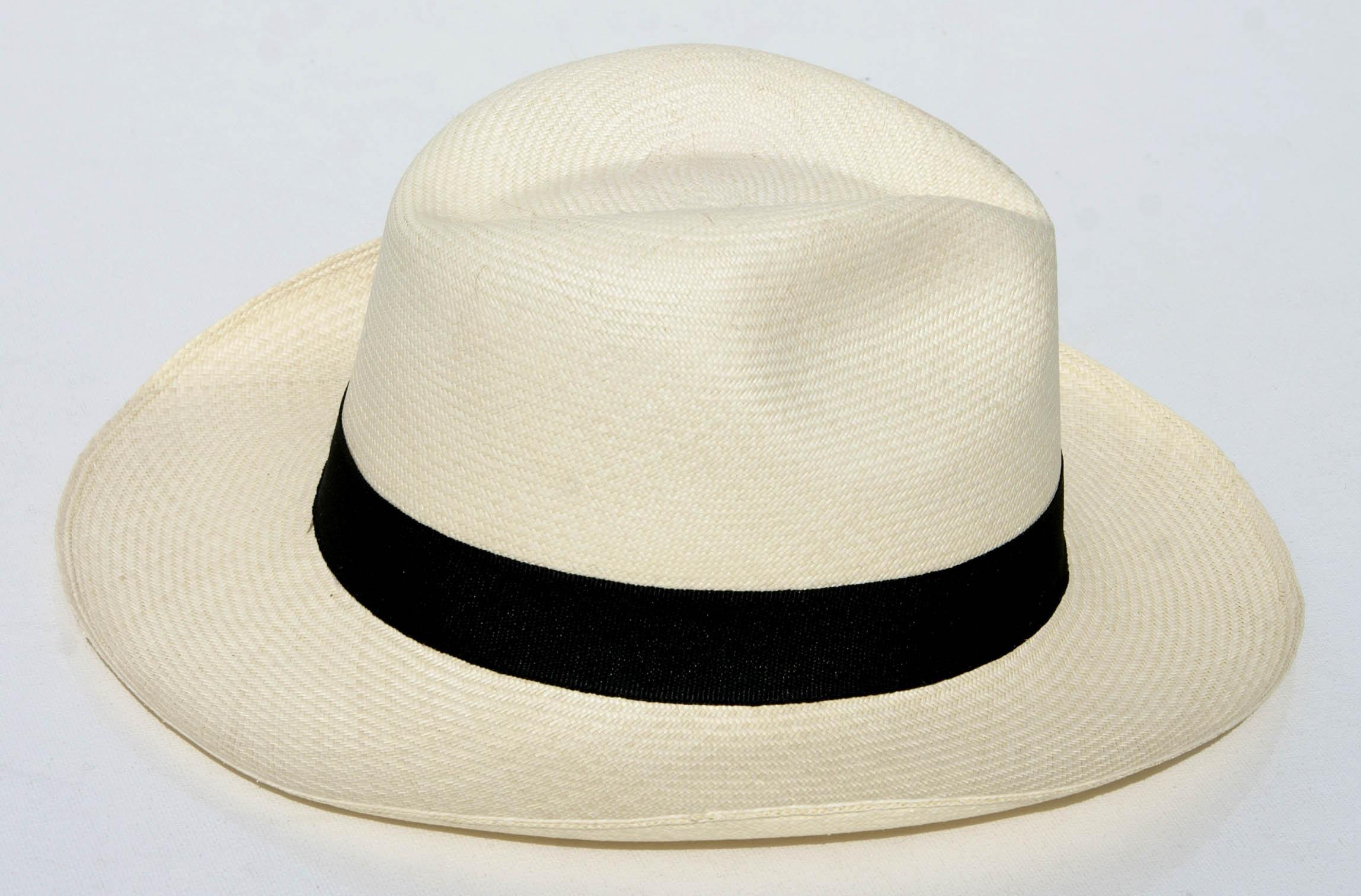 6df30fddb Biely originál panamský klobúk, letné čiapky pre mužov, mens klobúky pláže